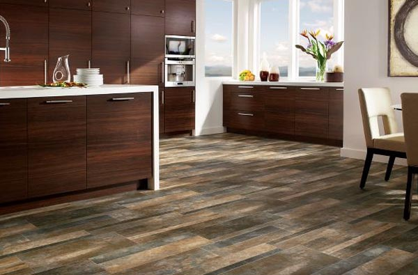 Linoleum Vinyl Flooring Fitting