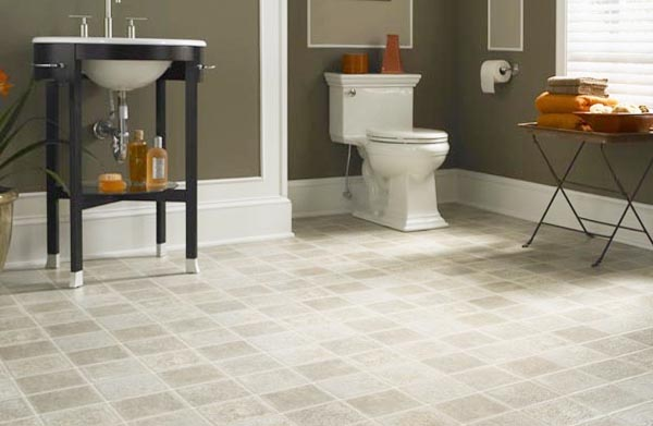 Vinyl Bathroom Flooring Newcastle