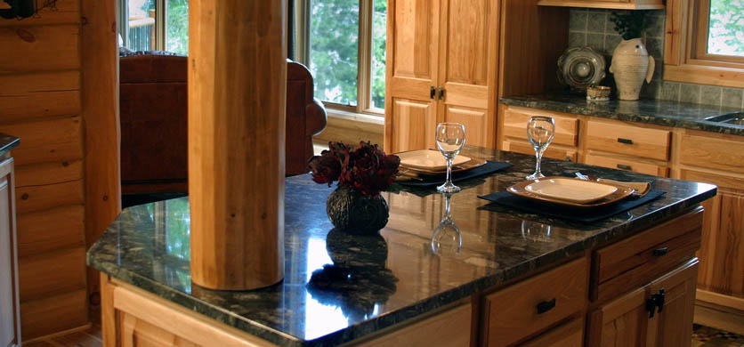 Countertops remodeling