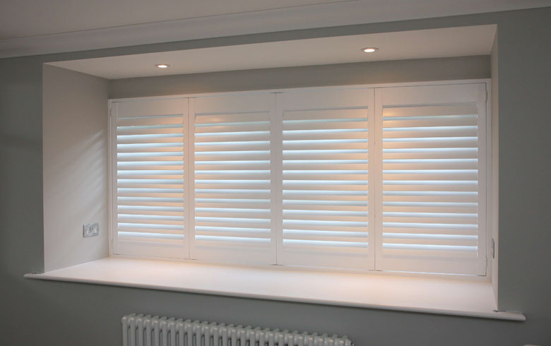 Why are window shutters better than blinds