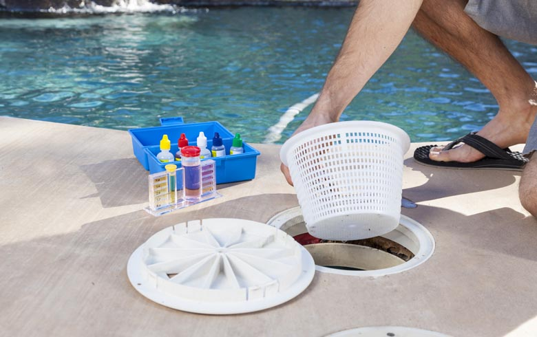 Maintaining your Pool at Home