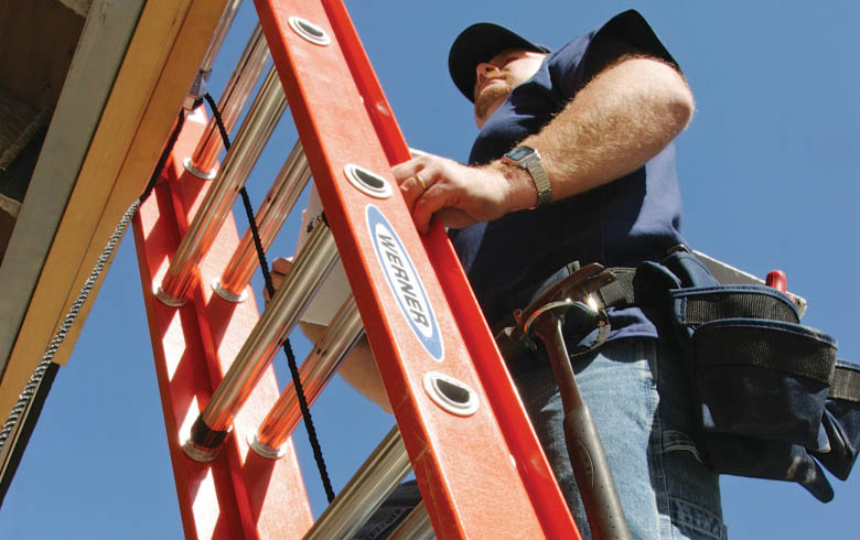 Traditional and Extension Ladders