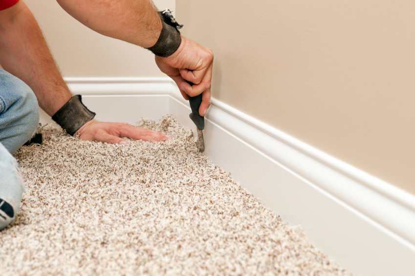 Carpet Fitting Services